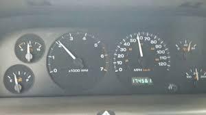 1999 Jeep Grand Cherokee 4 7 V8 4x4 W 5th Gear Mod