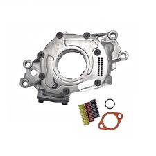 Schumann Pro Series High Volume Ls Oil Pump W Ported Intake Front Cover Discharge Ls Pro Xv Pi Fc