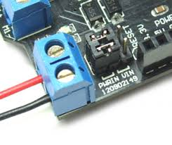 arduino motor shield (l298n) (sku dri0009) dfrobot electronic Drok L298n V3 Wiring Diagram the motors are powered by external power supply