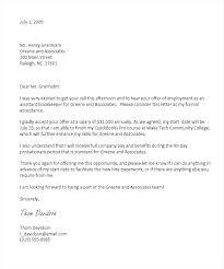 Offer Letter Acceptance Mail Format Acceptance Offer Letters In Doc Letter Acknowledgement