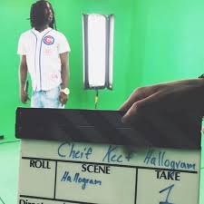 Image result for Chief Keef appeared on stage as a hologram
