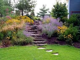 build garden stairs design give a
