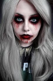 y ghost makeup