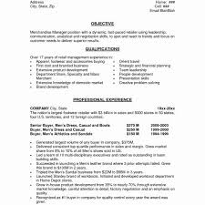 Senior Buyer Resume Best Buyer Resume Sample Classy Assistant Buyer Resume Lovely Resume
