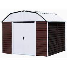 amazing diy lawn mower shed quick and easy diy love renovations lawn mower storage shed picture