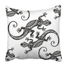 Amazoncom Emvency Decorative Throw Pillow Covers Cases Maori