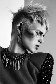 HAIR : Joffrey Conings PHOTO : Giel Domen & Kenneth Van de velde MUA :  Joyce Walian STYLING : Ashley Veraart