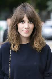 Best 20  Celebrity hairstyles ideas on Pinterest   Side swept besides 10 best Fringes images on Pinterest   Hairstyles  Braids and together with  further Chin length bob hairstyle with the fringe falling in a curve besides  further Choppy Bangs   Pictures  Trends and Styling How To's moreover  additionally Nice Medium Choppy Hairstyles With Side Swept Bangs   pictures furthermore  together with Short haircut with increasing lengths and a diagonal fringe moreover 20 Hottest Short Hairstyles for Older Women   PoPular Haircuts. on diagonal fringe with layered haircuts
