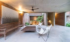 Sri Lankan Courtyard House Design Palinda Kannangara Designs A Layered Artists Retreat Near