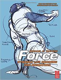 amazon force dynamic life drawing for animators second edition force drawing series 8601300165554 mike mattesi books
