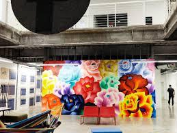 mural terrific star wars wall mural art decal eye catching huge
