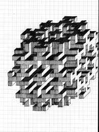 Cool Stuff To Draw On Graph Paper Konel Kaptanband Co