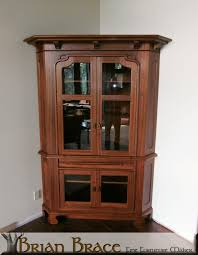 corner furniture piece. Greene And Corner Cabinet Furniture Piece L