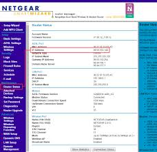 how to configure a netgear dsl modem router for internet image