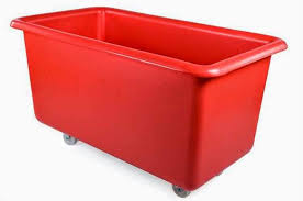 have you ever experienced that infuriating feeling when you realize that your plastic buckets tubs or other containers have been stained with rust