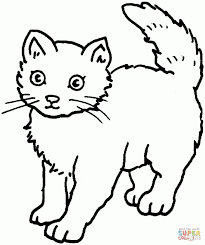 Blaze The Cat Coloring Pages