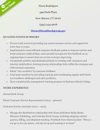 how to craft a perfect customer service resume using examples flora rodriguez template