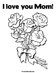 Small Picture Color Pages For Mom Coloring Pages For Mom Bltidm Coloring Pages