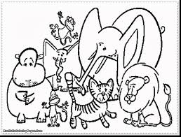 Zoo Animal Coloring Pages Unique Photos Animal Printables Luxury