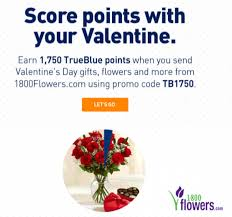 jetblue frequent flyer enrollment code 1750 jetblue points per order at 1 800 flowers buy miles for 1 3