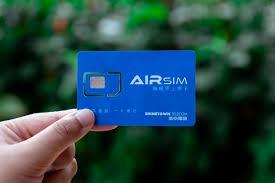 review airsim one travel sim card