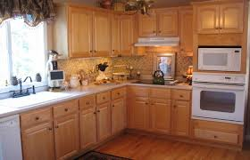 kitchen color ideas with oak cabinets and black appliances. Bathroom Cabinet Medium Size Kitchen Color Ideas With Oak Cabinets And Black Appliances Green Orange Blue S