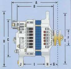 balmar 7 series high output marine alternators balmar 7 series diagram