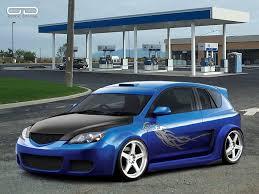 Mazda 3 for Deviantwheels by odyar on DeviantArt