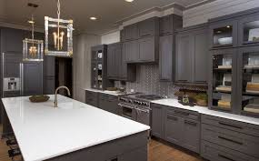 grey kitchen cabinet design ideas