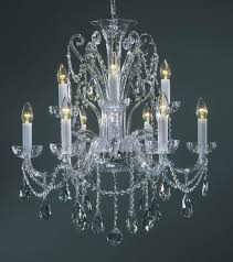 crystal chandeliers bohemian crystal chandelier with cut crystal ts