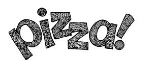 pizza party clipart black and white. Simple Black Word Party Cliparts 2585336 License Personal Use And Pizza Clipart Black White A