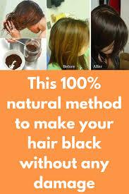 This 100 Natural Method To Make