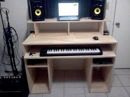 uncategorized home recording studio desk plan cool inside stunning home recording studio desk project best home furniture design on home recording studio