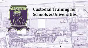 Buckeye Custodial Training Buckeye Honors Program