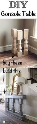 diy furniture makeover. Funiture Makeovers: DIY Console Table. Diy Furniture Makeover N