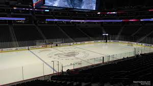 Pepsi Center Avs Seating Chart Pepsi Center Section 104 Colorado Avalanche
