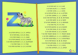 They're fun, engaging, and provide the kids with a meaningful way to practice singing alphabet songs is an easy, and very fun, way to increase kids' alphabetical awareness. Abc Phonics Songs And Rhymes For Children Ira Parenting