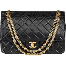 Chanel Vintage 2.55 Quilted Bag - Polyvore & Chanel Vintage 2.55 Quilted Bag Adamdwight.com