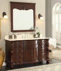 bathroom vanities vintage style. Vintage Style Bathroom Vanity 60 Inch Antique Cream Marble Top Inspiration Representation Then Vanityl Countertop Vanities I