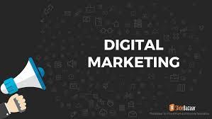 Digital Marketing Powerpoint Template And Keynote Slidebazaar