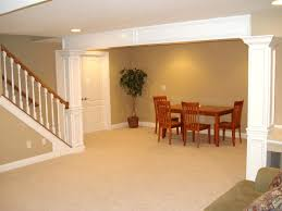 Inexpensive Basement Finishing Ideas Pictures On Interior Design - Hgtv basement finished basement floor