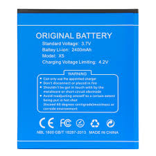 <b>Original Battery for DOOGEE</b> X5/X5 Pro 2400mAh Battery for ...