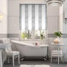best blinds for bathroom. Splash Ceramic Stripe Clay Grey Roller Blind Best Blinds For Bathroom N