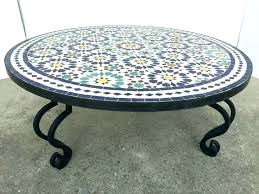 outdoor coffee table tables ideas striking with storage round diy top