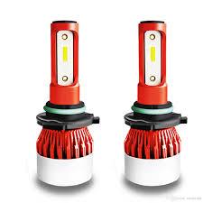 9005 Led Light Kit 2019 Mini 9005 Led Headlight Bulbs Conversion Kit 12000lm 72wlampada Hb3 Led Bulb 9005 Fog Lamp Headlights For Car 6000k From Maikmai 15 92