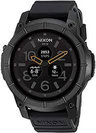 Nixon Watch Display Stand Gorgeous Amazon Nixon Mission Action Sports Smartwatch A3232 All