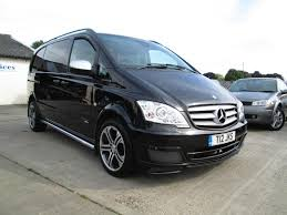 Used 2011 Mercedes-Benz Vito 122 Cdi Dualiner sport x for sale in ...