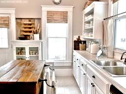 Rectangle Kitchen Design Incredible White Kitchen Design Ideas With Rectangular Reclaimed