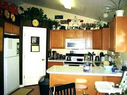 kitchen cabinets decor above kitchen cabinet decorative accents top of cabinet decor ideas examples hi res