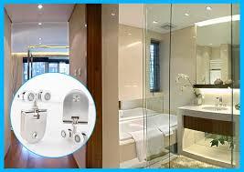 2pcs set small glass window door hanging sliding wheel shower door rollers stainless steel sliding